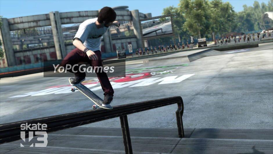 skate 3 screenshot 3